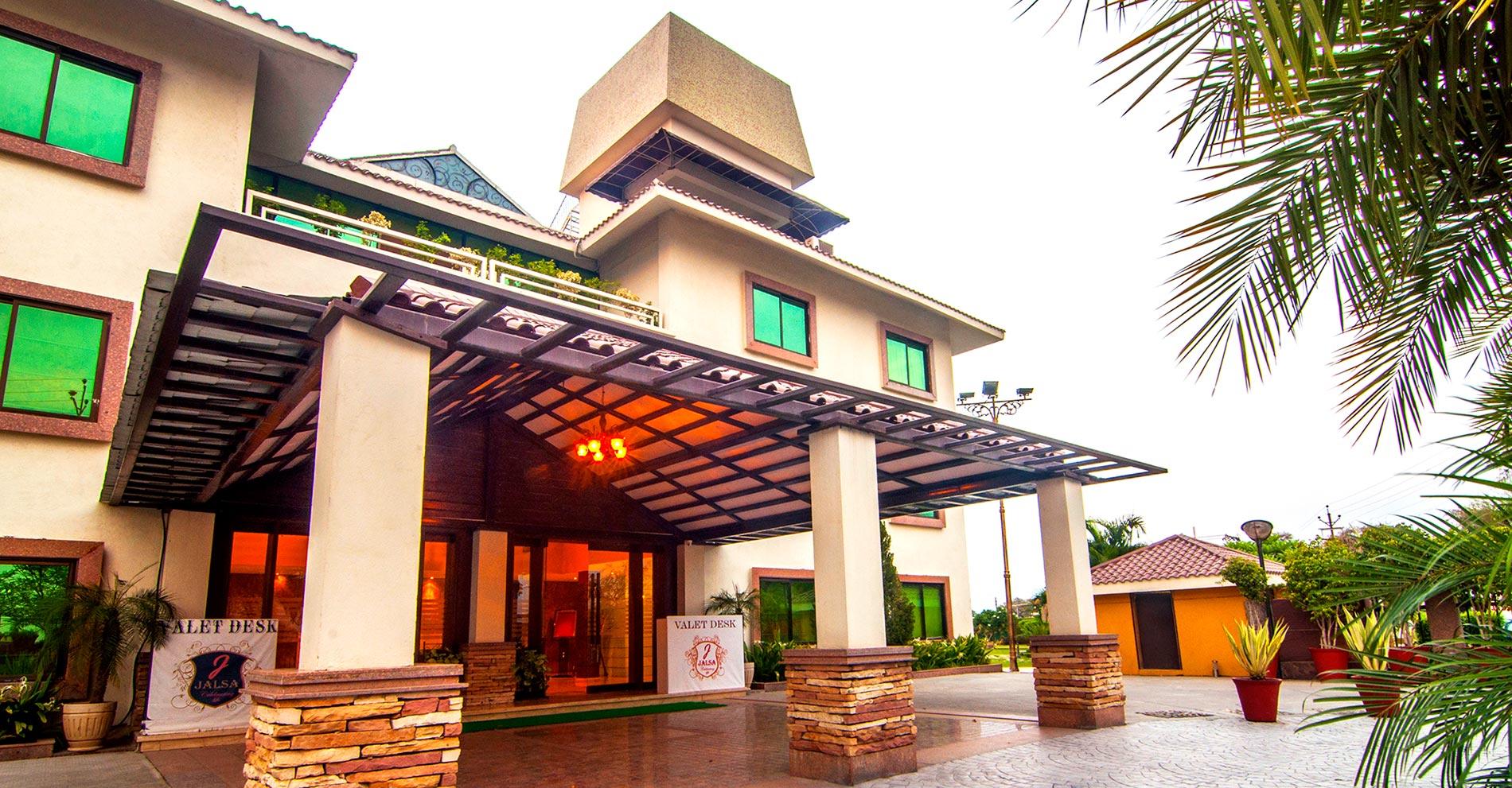Wedding Resorts In Indore Jalsa Resort Banquets